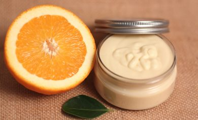 DIY ORANGE COCONUT BODY BUTTER