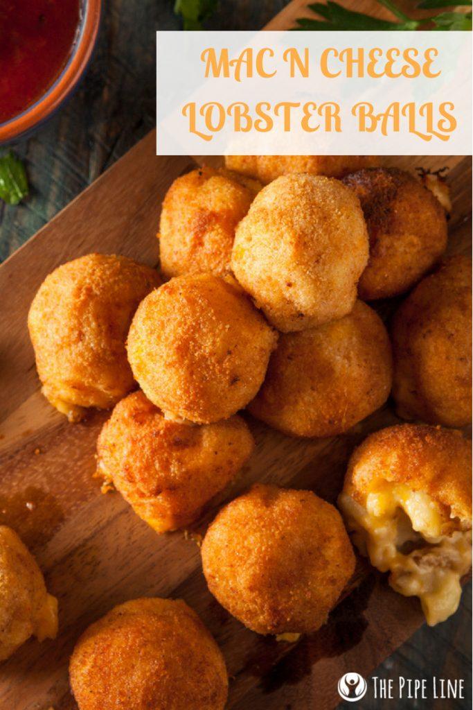 Mac N Cheese Balls