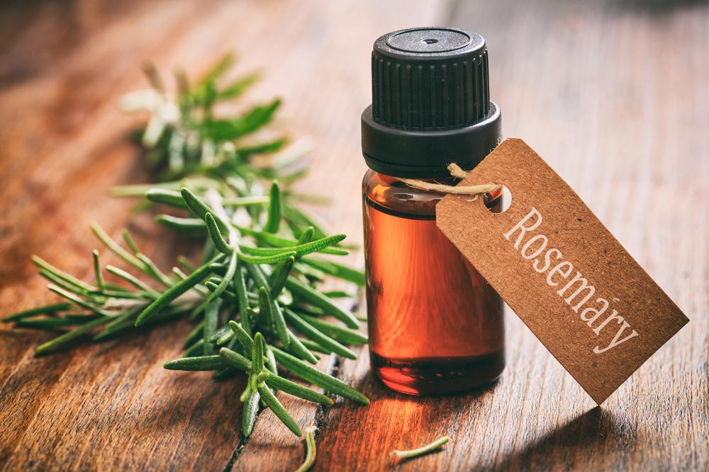 DIY Herbal Hair Spray