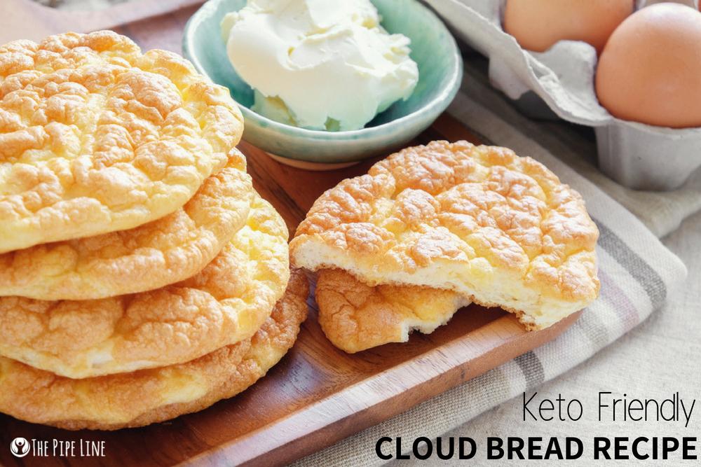 Keto Friendly Cloud Bread