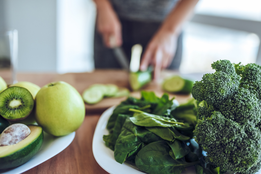 Superfood Greens (Apples, Spinach Avocado and Broccoli)